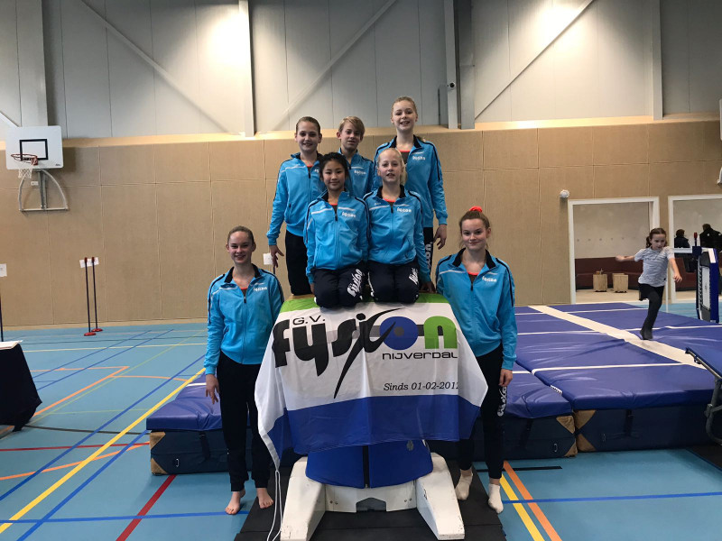 Succes Microteamgym