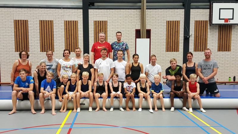 5e selectieles ouders groot succes